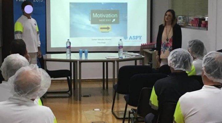 La Clínica Persum participa junto con las grandes empresas asturianas en la promoción de la salud mental
