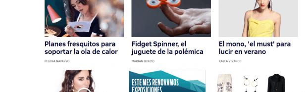 El Mundo entrevista a la Clínica Persum sobre el fenómeno del Fidget Spinner