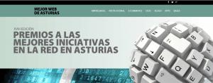 Hemos sido nominados a la mejor web de Asturias. Premios a las mejores iniciativas en la red en Asturias
