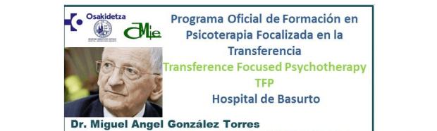 El equipo de la Clínica Persum participa en la formación en TFP en el Hospital Universitario de Basurto de Bilbao
