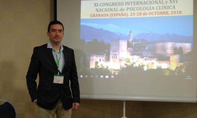 Vicente Bay participa en XI Congreso Internacional de Psicología Clínica