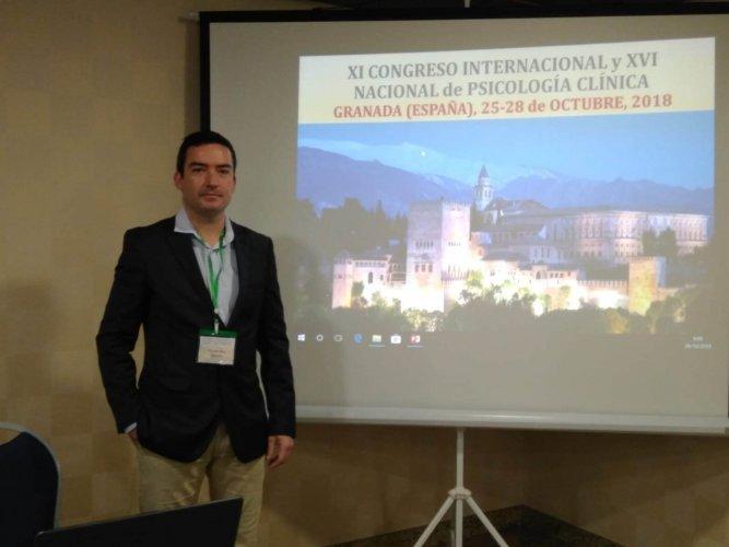 Participación en Congreso Psicología Clínica
