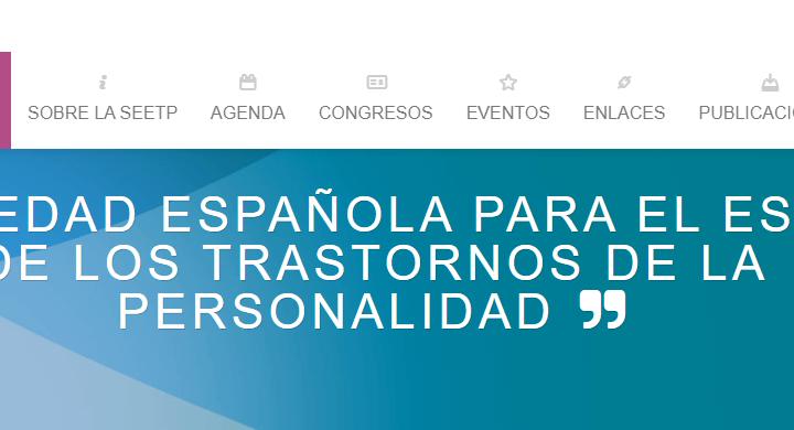 Sociedad española para el estudio de los Trastornos de la Personalidad