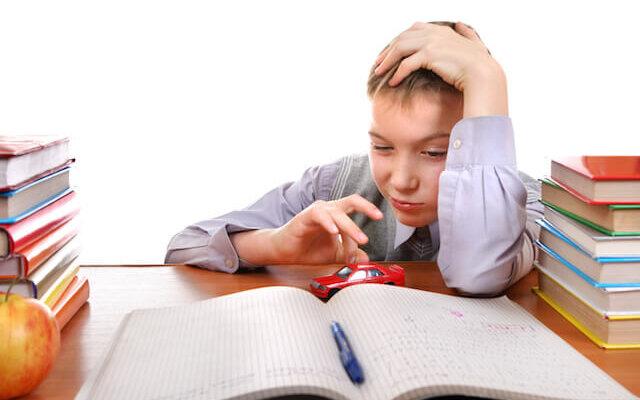 Los trastornos de conducta en niños y adolescentes