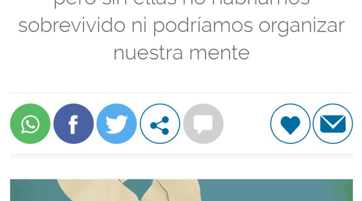 La emociones negativas. Artículo en El País