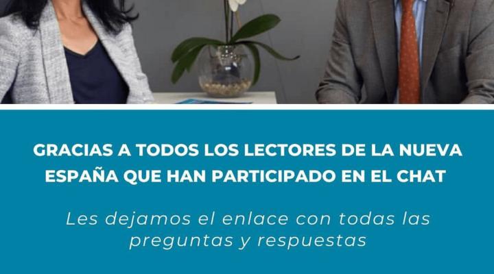 Artículo resumen sobre la participación en La Nueva España sobre el Coronavirus