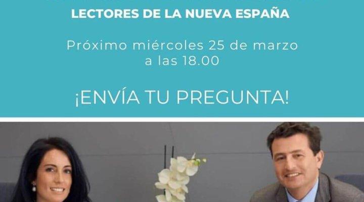 Colaboración entre La Nueva España y la Clínica Persum. Consultorio de salud mental en tiempos de cuarentena