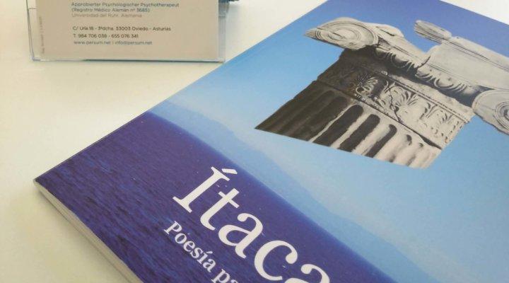 Nace la revista de poesía Ítaca prologada por Andrés Calvo